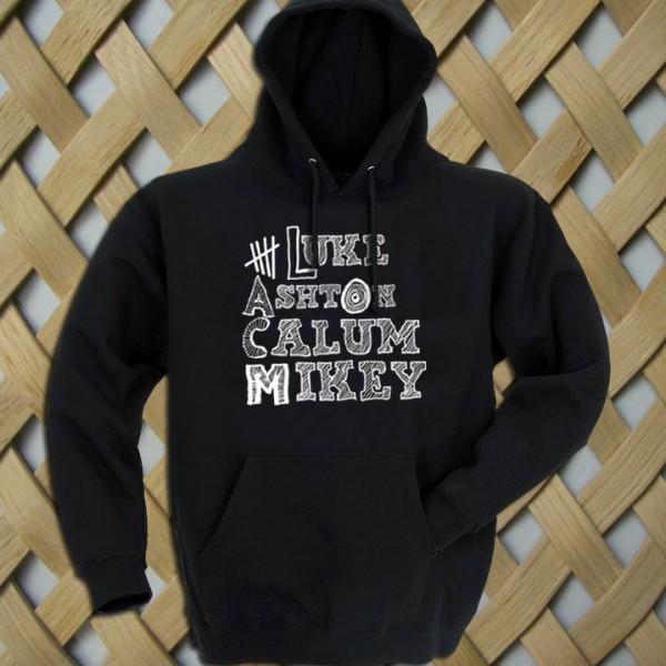 5 Second Of Summer hoodie