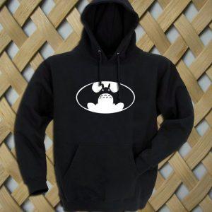 Batman Totoro Logo hoodie