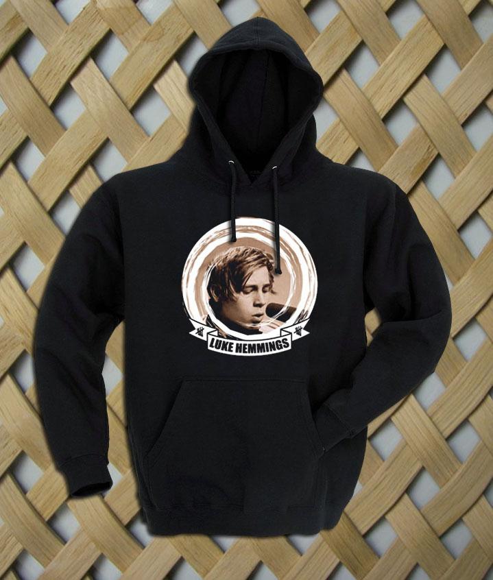 Luke Hemmings 5sos Album Cover hoodie