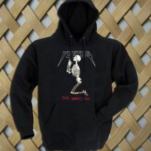 Yeezus God Kanye hoodie