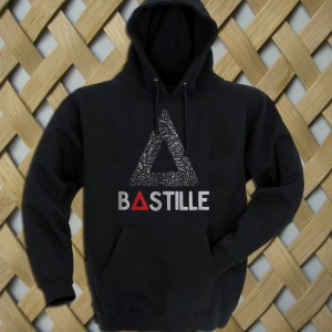 bastille tour hoodie
