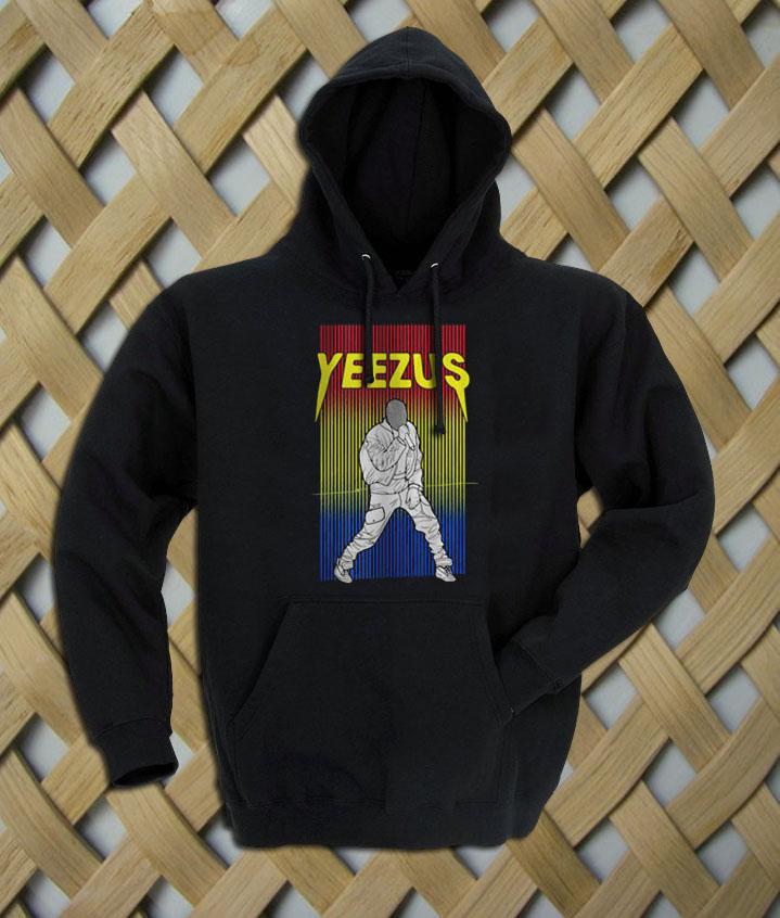 kanye west yeezus hoodie