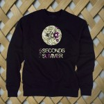 5 seconds of summer floral style Sweatshirt