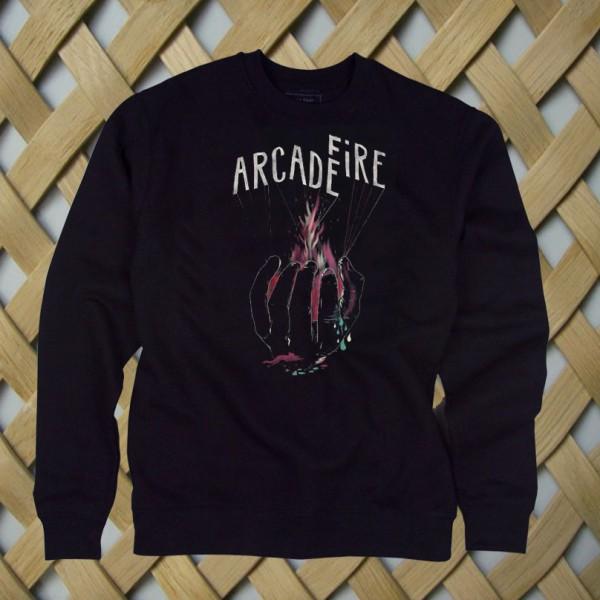 Arcade Fire Hand Logo Sweatshirt