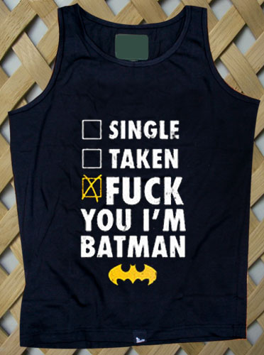 Batman Fuck BatmanTanktop