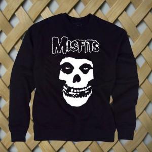 Misfits Skull SWeatshirt