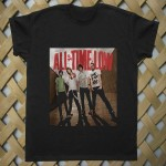 all time low band T shirt