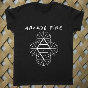 arcade fire T shirt
