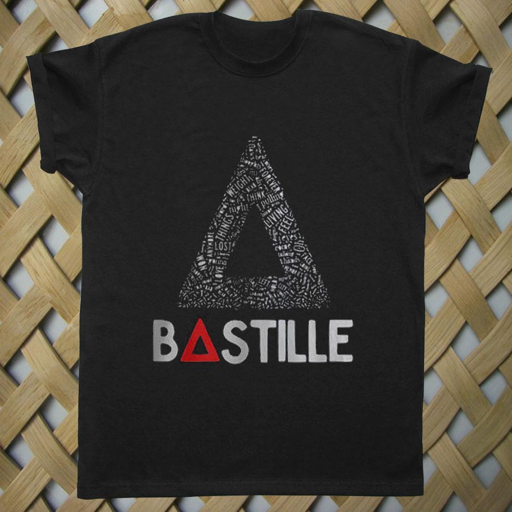 bastille tour T shirt