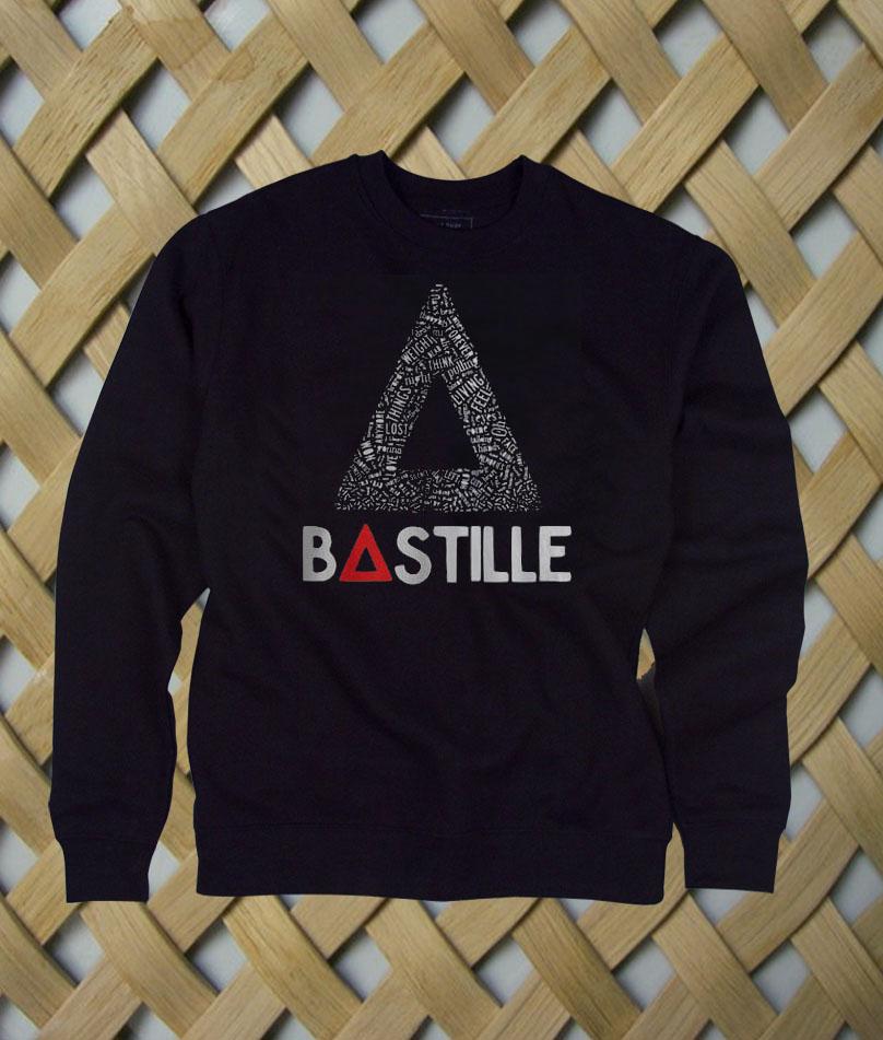 bastille tour Sweatshirt