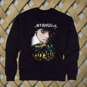 my chemical romance sweatshirt