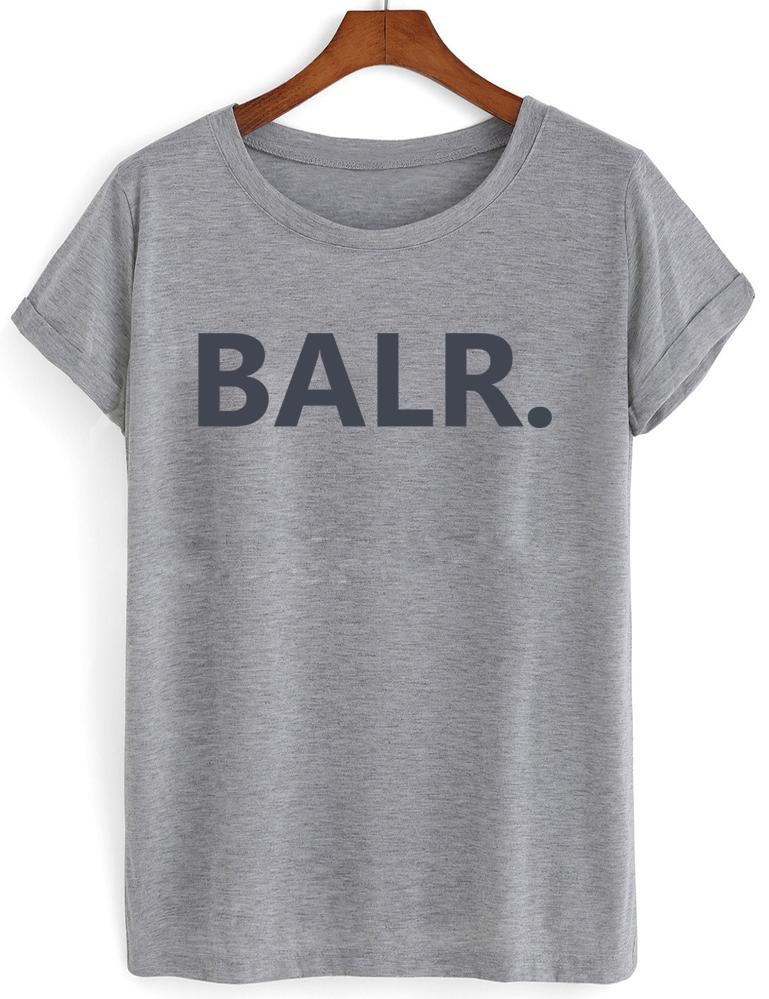 best service extremely unique detailing BALR T shirt