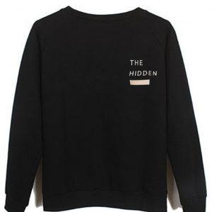 TheHidden jacket sweatshirt