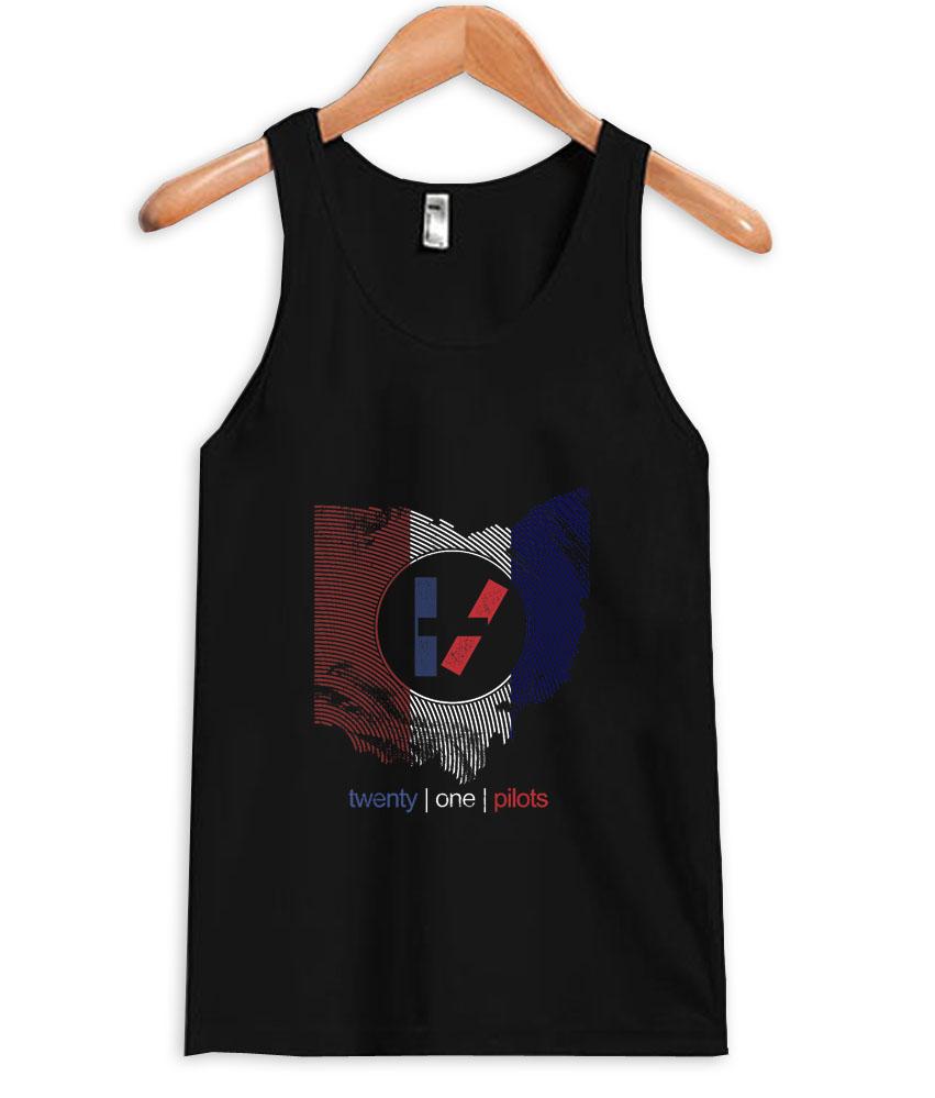 Twenty One Pilots shirt Tyler Joseph Josh Dun Vessel