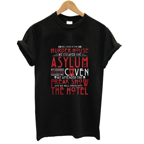 american horror story Tshirt