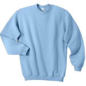 sweatshirt baby blue