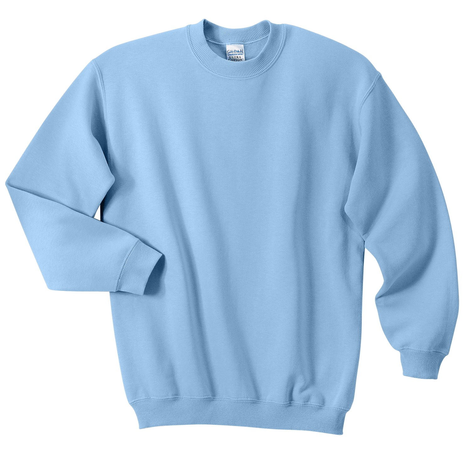 sweatshirt baby blue