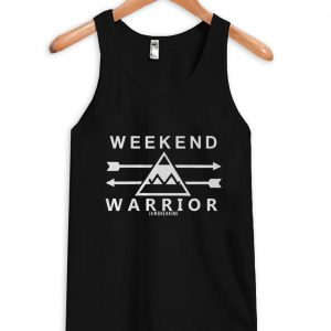weekend warrior tanktop