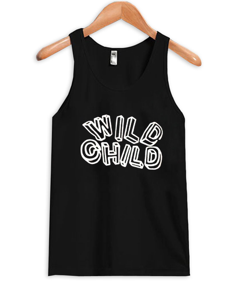 wild child tanktop