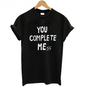 you complete mess 5 second of summer luke hemming Tshirt