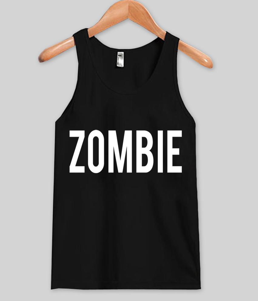zombie tanktop
