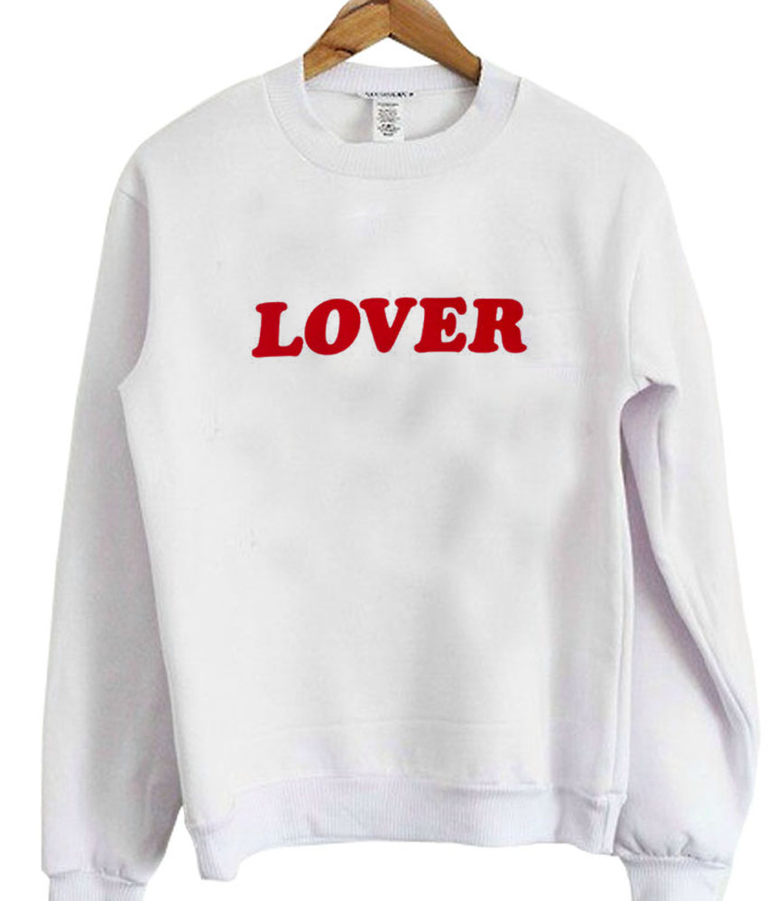 8d264c12fc02be Bianca Chandon Lover sweatshirt 2