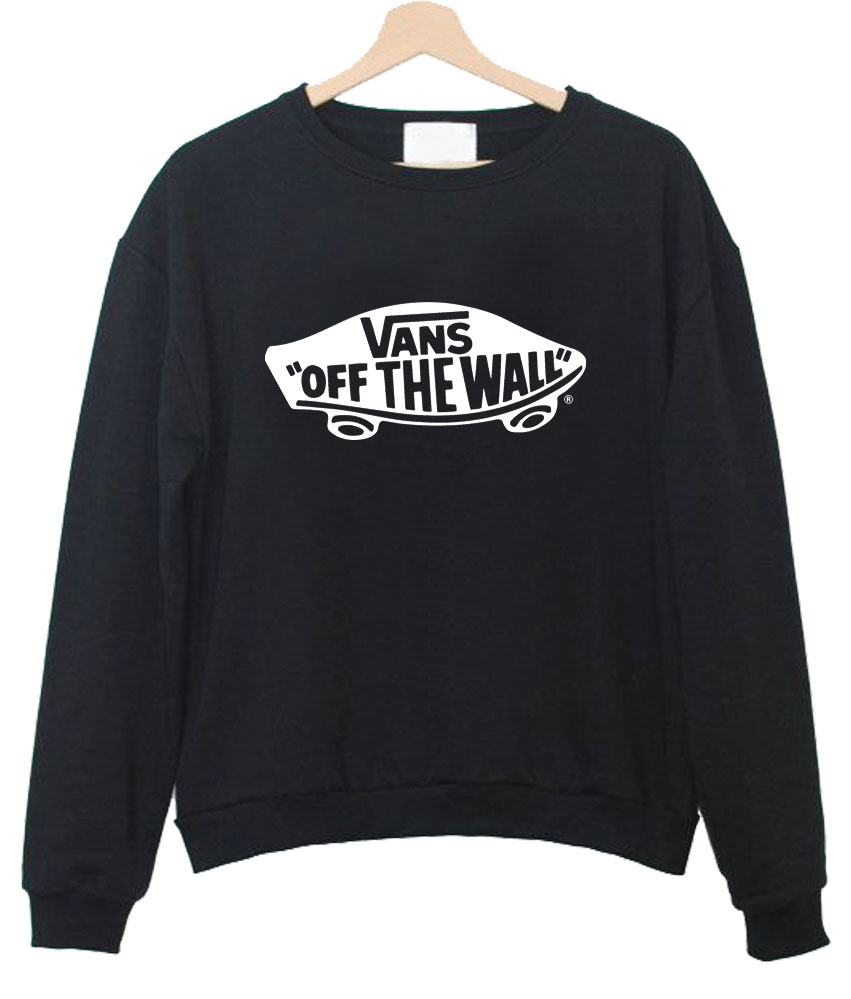 vans sweat shirt