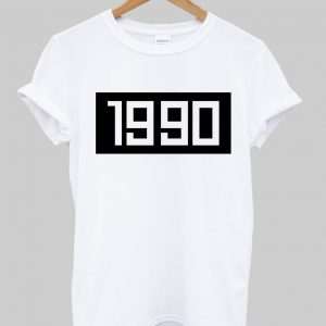 1990 tshirt