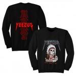 yeezus sweatshirt