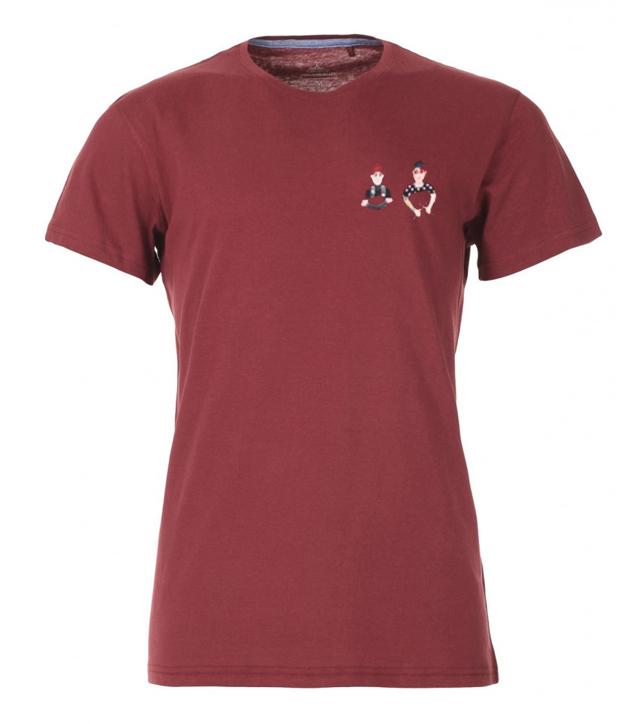 2 boys unisex T-shirt