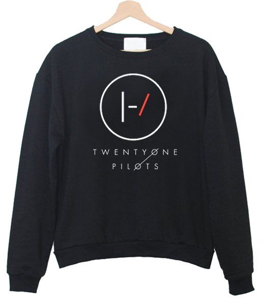 21 twenty one pilots fans sweatshirt