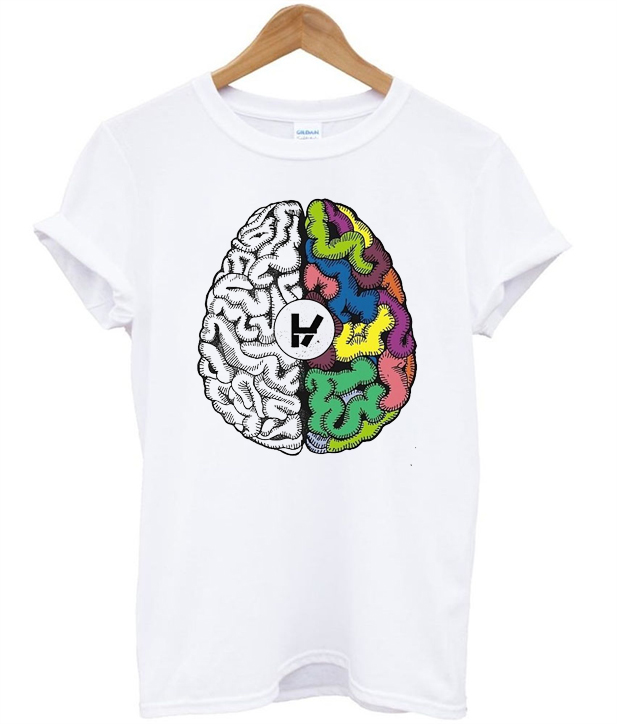 Twenty One Pilots Brain Symbol T Shirt