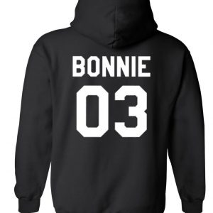 Bonnie 03 couple Hoodies
