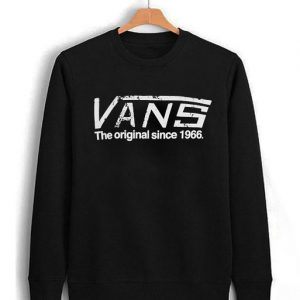 Vans since 1966 Sweatshirt