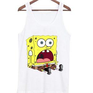 spongebob tank top