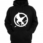the hunger games Mockingjay Hoodie