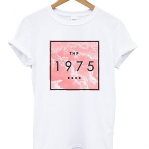 The 1975 Pink Pastel T-shirt