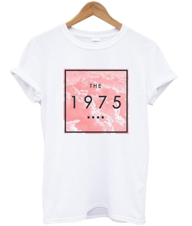 1975 Pink Pastel T-shirt