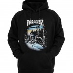 Thrasher 13 Wolves Hoodie