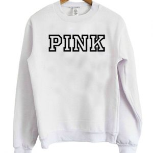 Victoria's Secret Pink Logo Sweatshirt