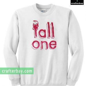 tall one BFF Sweatshirt