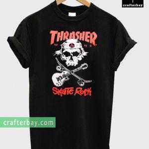 Thrasher Skate Rock T-Shirt