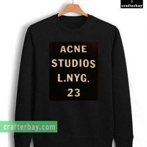 acne studios lnyg Unisex Sweatshirt