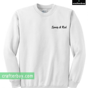 sporty and rich Unisex Sweatshirt