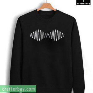 Arctic monkeys logo sweatshirt