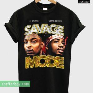 21 Savage Mode T-shirt