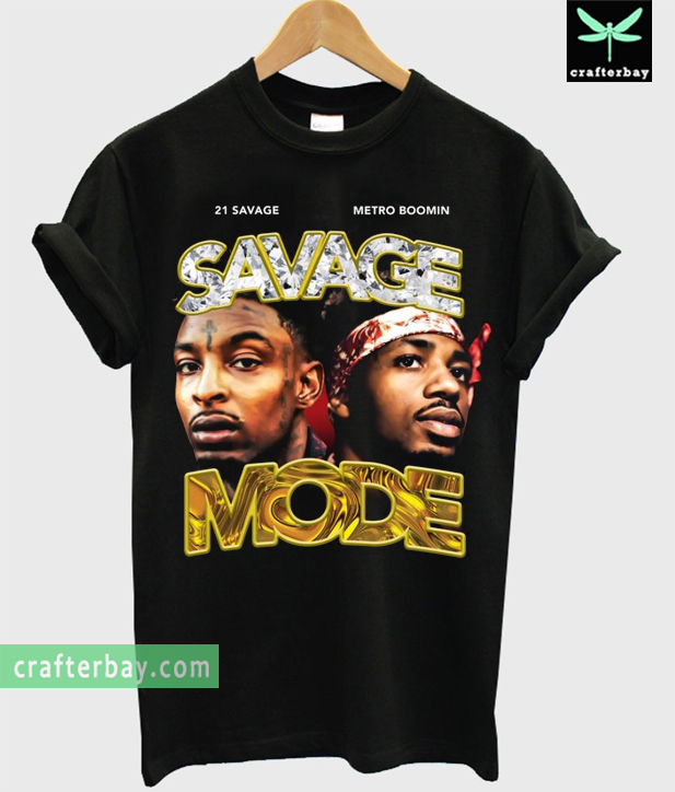 21 Savage Mode T-shirt