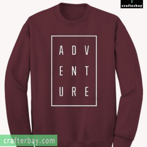 Adventure Unisex Sweatshirt