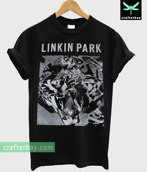 amplified linkin park t shirt. Black Bedroom Furniture Sets. Home Design Ideas