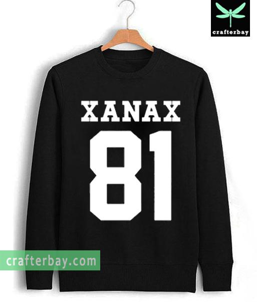 Xanax 81 Sweatshirt
